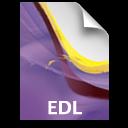pr document secondary edl