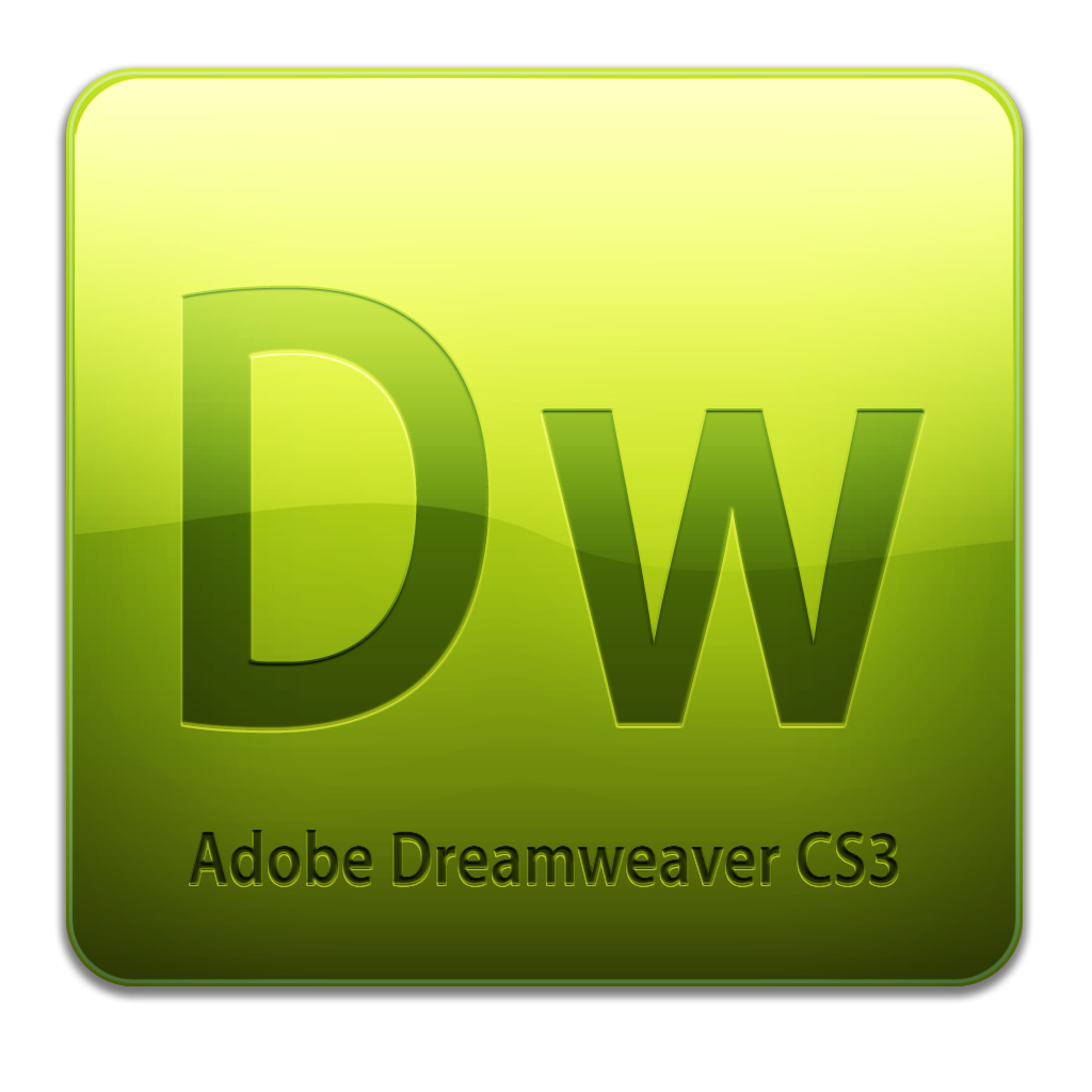 Full Size of Dw CS3 Icon (clean)