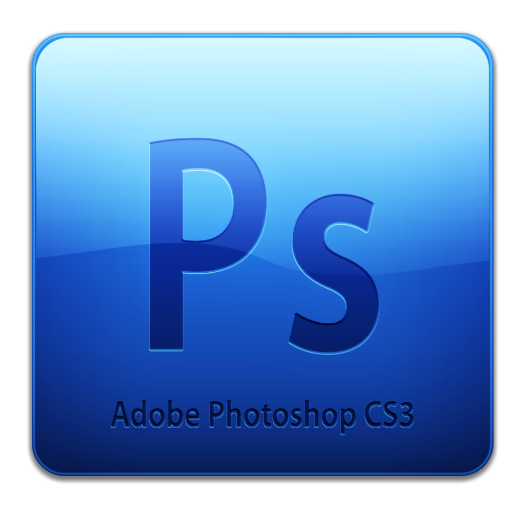 Full Size of Adobe Photoshop CS3 Icon (clean)
