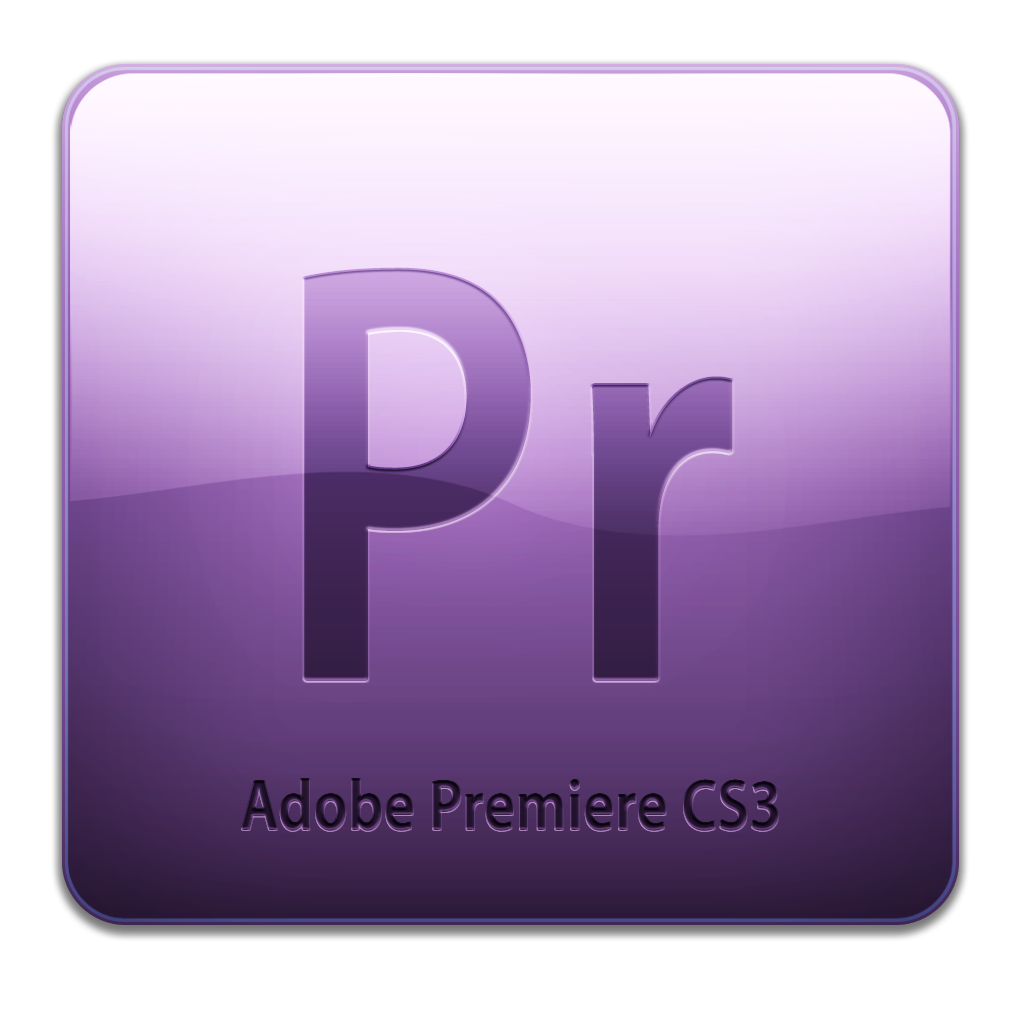 Full Size of Adobe Premiere CS3 Icon (clean)
