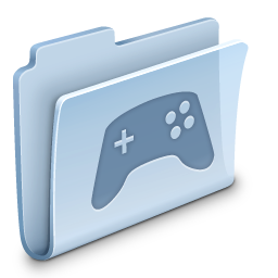 Game Folder Icon Free Search Download As Png Ico And Icns Iconseeker Com