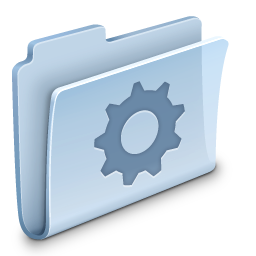 Gear Folder Icon Free Search Download As Png Ico And Icns Iconseeker Com