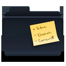 Full Size of Notes Folder Badged