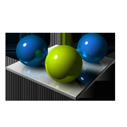 Full Size of Three Balls