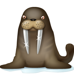 Full Size of Walrus