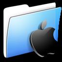 Aqua Smooth Folder Apple