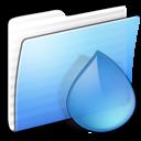 Aqua Stripped Folder Torrents