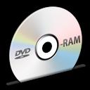 Disc DVD RAM