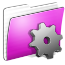 Folder Smart Stripped