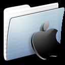 Graphite Stripped Folder Apple