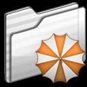 Backup Folder white