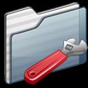 Developer Folder graphite