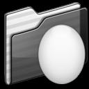 Egg Folder black
