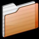 Full Size of Folder orange