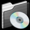 Music Folder black