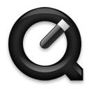 QuickTimePlayer Black