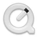 QuickTimePlayer White