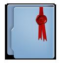 Aquave Wax Seal Folder 128x128