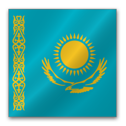 Kazakhstan flag icon free search download as png, ico and ...