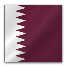 Full Size of Qatar flag