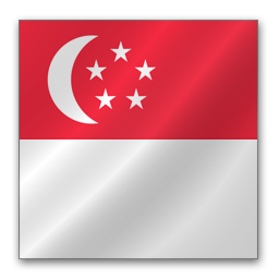 Full Size of Singapore flag