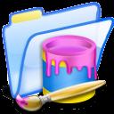 Paint folder