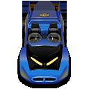 Batmobile 1980s