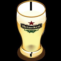 Full Size of Heineken beer glass