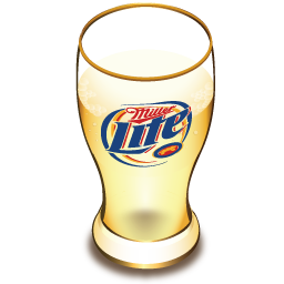 Full Size of Miller beer glass