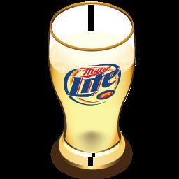 Full Size of Miller beer glass