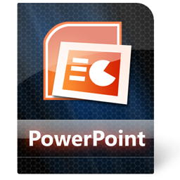 Power Point Icon Free Search Download As Png Ico And Icns Iconseeker Com