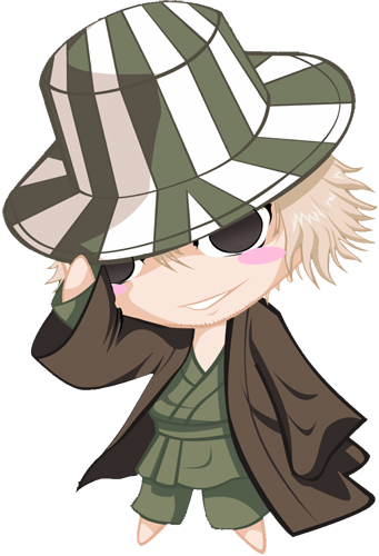 Full Size of Bleach Chibi Nr  7 Urahara by rukichen