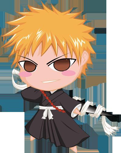 Full Size of Ichigo Bleach Chibi Nr  3 by rukichen