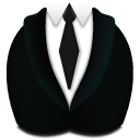 Full Size of business icon 128x128