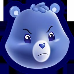 Full Size of Grumpy Bear