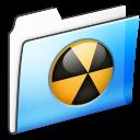 Burnable Folder smooth