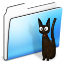 Cat Folder smooth