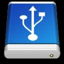 Drive Blue USB