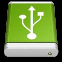 Drive Green USB
