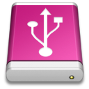 Drive Pink USB