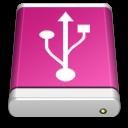 Drive Pink USB