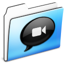 IChat Folder smooth