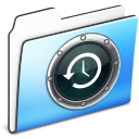 TimeMachine Folder smooth