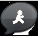 iChat Black AIM