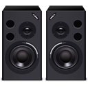 Alesis M1 Active MK2 speakers 2