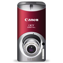Canon IXY DIGITAL L3 red