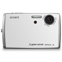 Cybershot DSC T33 white