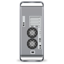 Power Mac G5 back