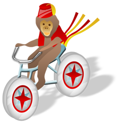 Full Size of Monkey bicycle