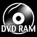 Black DVDRAM